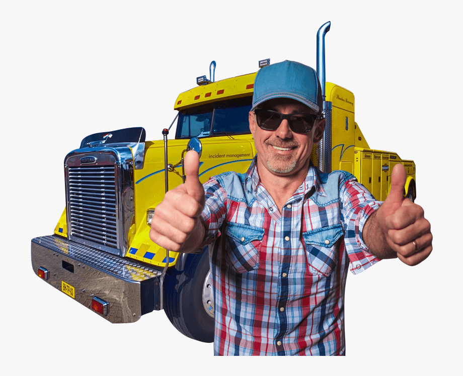 truck driver in Chicago